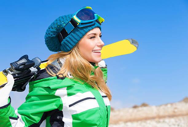 Dames ski jassen